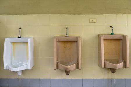 filling: Toilet in filling station