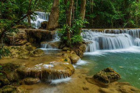 khamin: Huay mea khamin waterfall