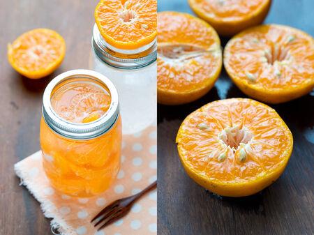 Orange Juice Water