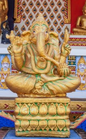 The Indian god Ganesha statue Stock Photo - 15936131