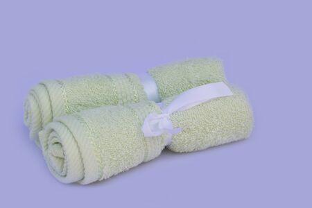 pamper: towel