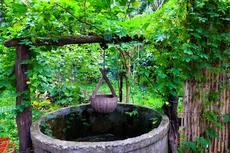 groundwater: Groundwater wells