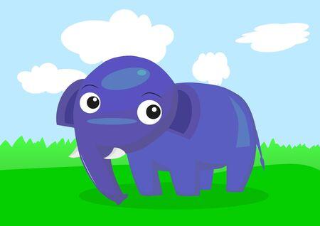 Elephant Stock Vector - 11471818