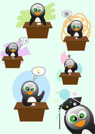 penguin Stock Vector - 12466928