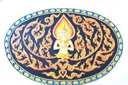 Thai art Stock Photo - 12466950
