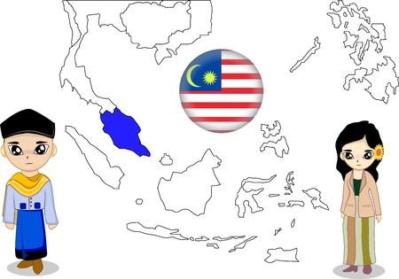 southeast asia: Malaysia