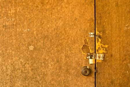 Old door Stock Photo - 12839443
