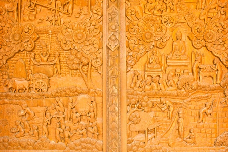 thaiart: Thai art of wood carving