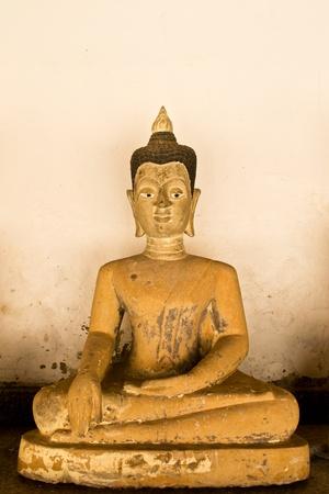 Old buddha photo