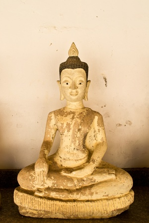 Old buddha photo