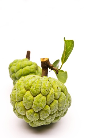 custard apple fruit: custard apple