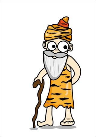hermit: Hermit cartoon