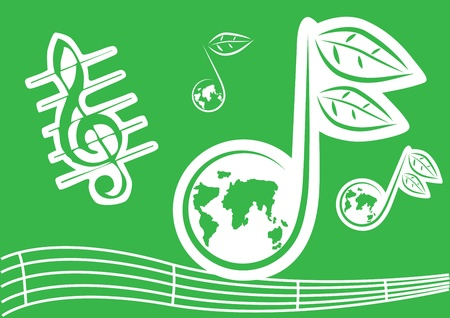 environmental protection: Music background