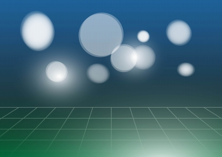 background with brightness  Vector design Stock Vector - 17619193