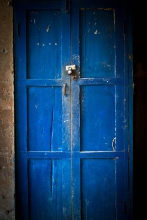 Old door background Stock Photo - 17879179