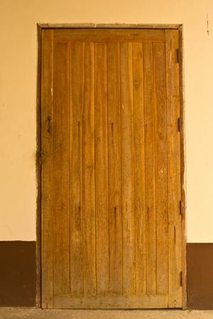 Old door background photo