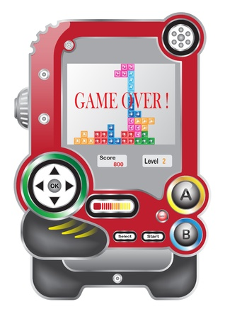 Game vector, Play for fun  Skills  And to unwind Vector