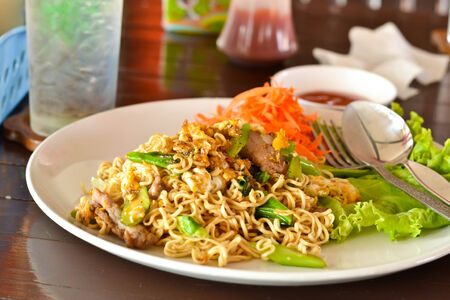 mama: Fried Thai Mama Instant Noodles