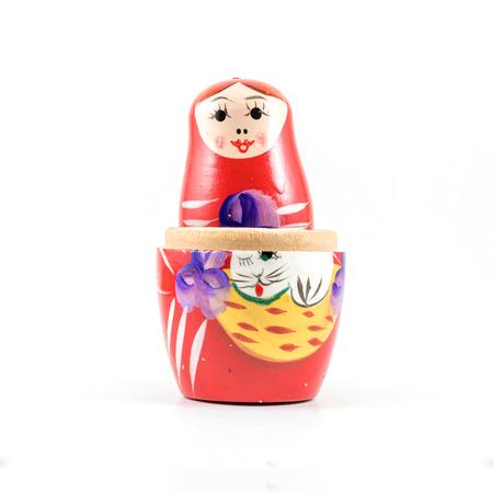Russian doll photo