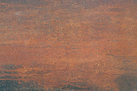 close up of rust steel texture for background
