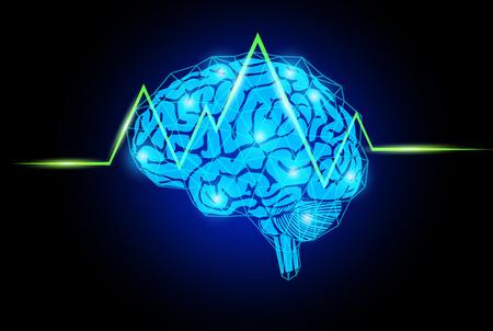 뇌와 thinking.background의 개념