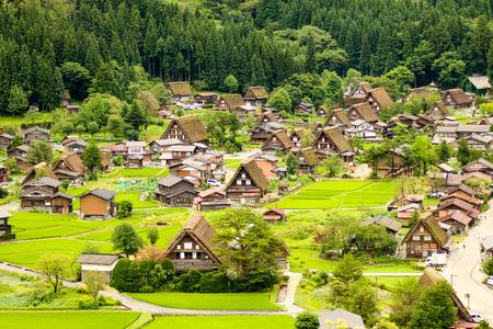 shirakawago: Shirakawago Village
