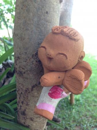doll: Terra cotta doll