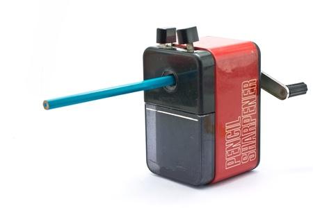 sharpener: Sharpener and pencil