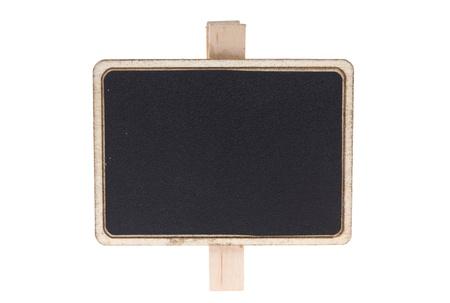 Blackboard   chalkboard texture  Empty blank black chalkboard isolated on white with work path photo