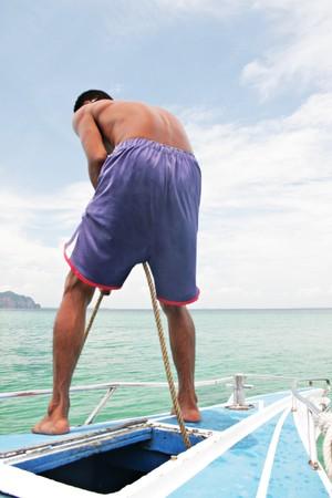 Undamun fisherman photo