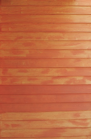 Wood orange texture for background image. photo