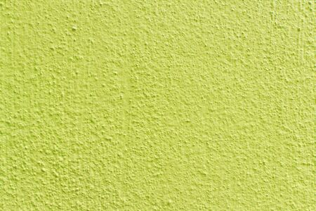 Texture background of rough surface green plaster wall. photo