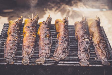 grill: Catfish Grill