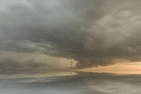 convective: Partly cloudy, rain