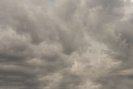 convective: Cloudy sky