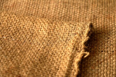 Sackcloth textuur voor de achtergrond