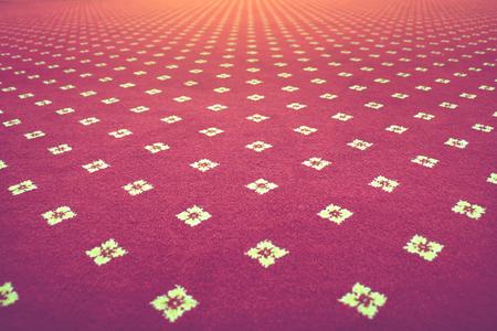 red carpet background: red carpet floor texture in cinema
