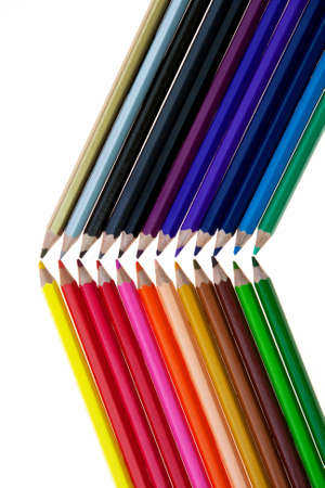 color for arts Stock Photo