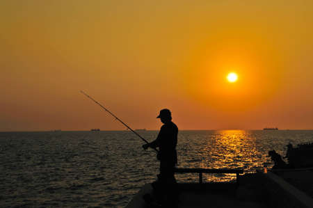 Chong isariyaporn Khow khad  Place for rest see view and fishing at  Sickness island,Thailand photo