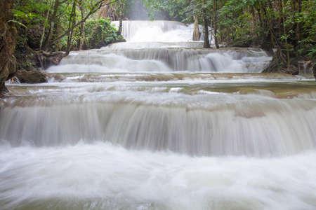 Huay Mae Khamin, Kanchanaburi Province, Thailand