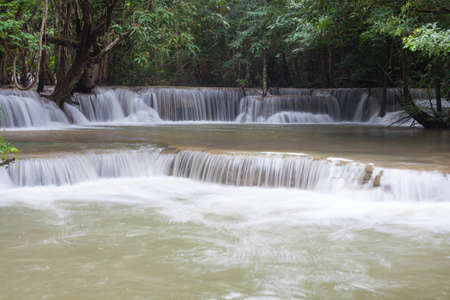 Huay Mae Khamin, Kanchanaburi Province, Thailand photo
