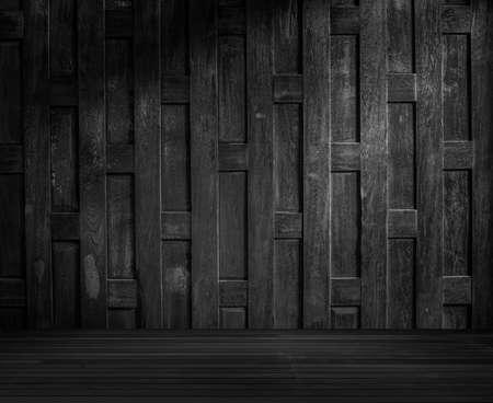 vieux, grunge panneaux de bois utilis�s comme arri�re-plan