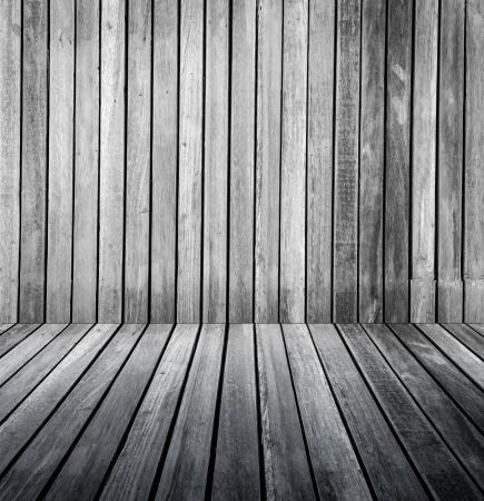 vieux, panneaux de bois de grunge utilis�s Banque d'images