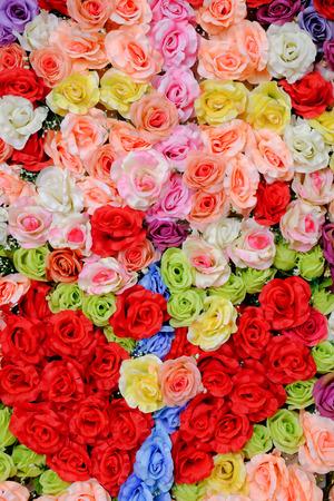 fond de fleurs Banque d'images
