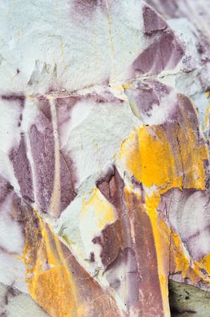 Texture of old scratched marble Stock Photo