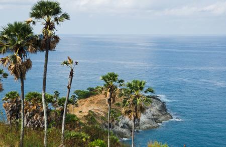 View of a Promthep . Phuket island, Thailand