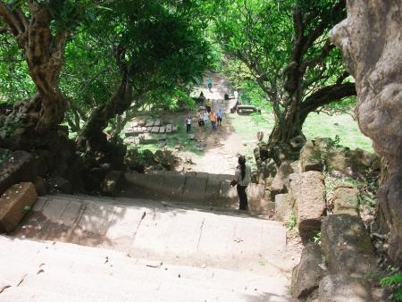 castle rock: Castle Rock en Laos