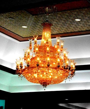 Ceiling light Фото со стока