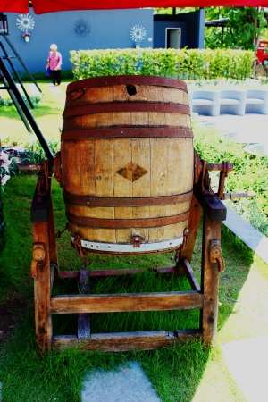 Beer barrel Stock fotó