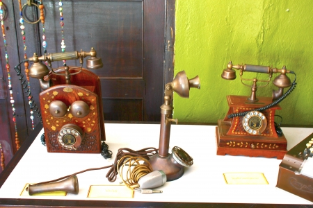 Traditional phones